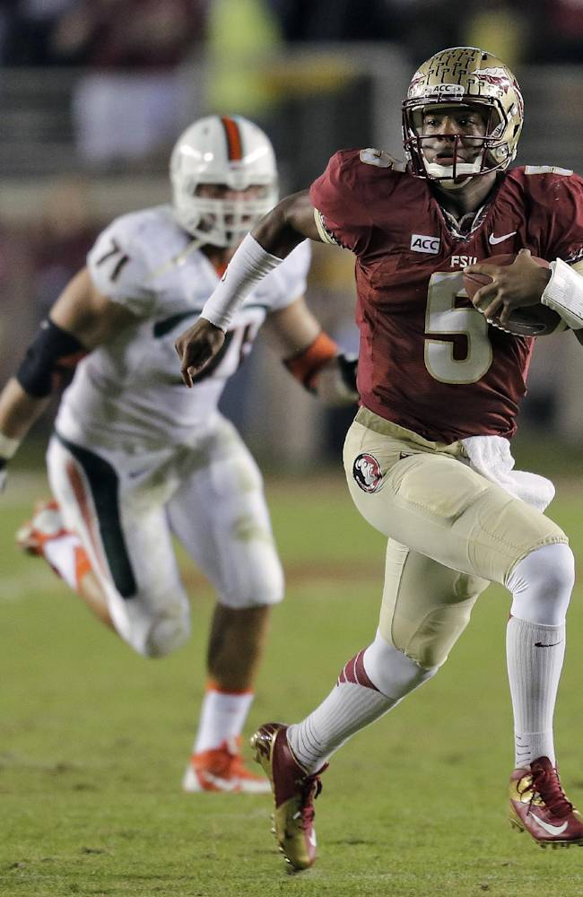 Heisman repeat won't be easy for FSU's Winston