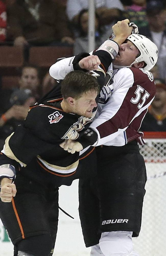 Anaheim Ducks not content without playoff success