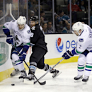 Vancouver Canucks v San Jose Sharks Getty Images