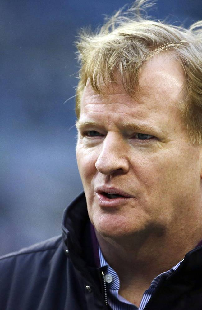 Goodell: Pro Bowl improved from previous years