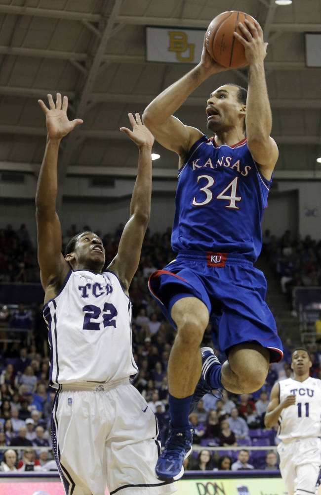 Wiggins, No. 8 KU give TCU no shot at upset, 91-69