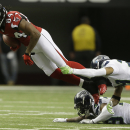 WR Roddy White returns for Falcons against Seattle The Associated Press