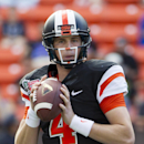 Mannion embarks on final season with the Beavers The Associated Press