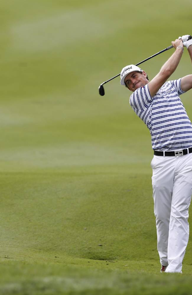 Bradley opens up a 4-stroke lead at CIMB Classic