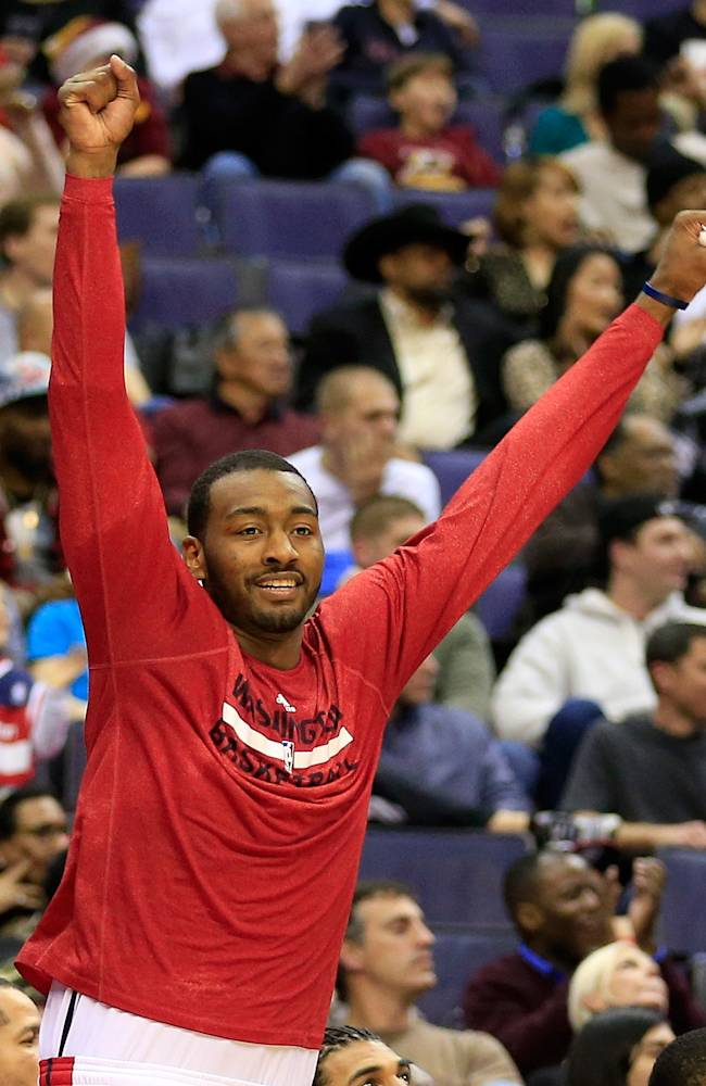 Wizards pull away from Pistons, 106-82