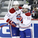 Pacioretty, Desharnais lead Canadiens past Pens The Associated Press