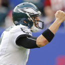Sanchez, special teams lead Eagles over Giants The Associated Press