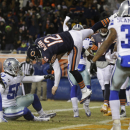 Cowboys' defense a study in contradictions The Associated Press