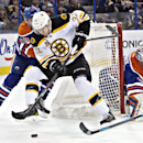Iginla nets 2 goals in Bruins' 4-2 win over Oilers The Associated Press