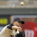 Mauer homers, Nolasco pitches Twins past Royals The Associated Press