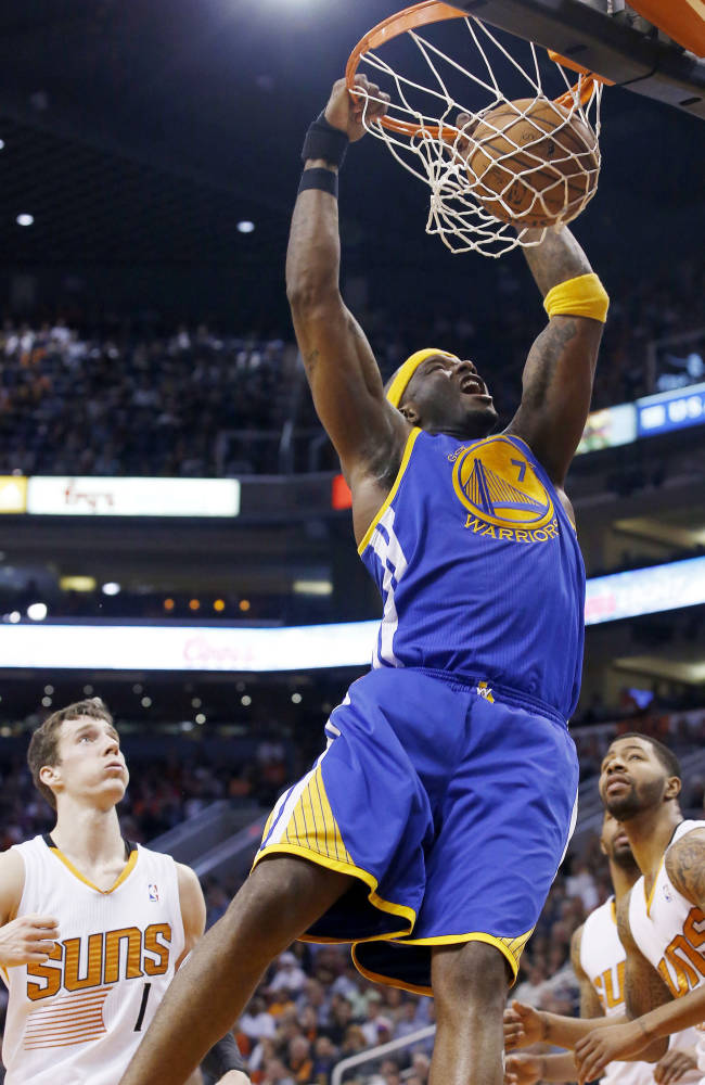 Warriors' Bogut, O'Neal to miss game vs. Heat