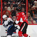 Winnipeg Jets v Ottawa Senators Getty Images