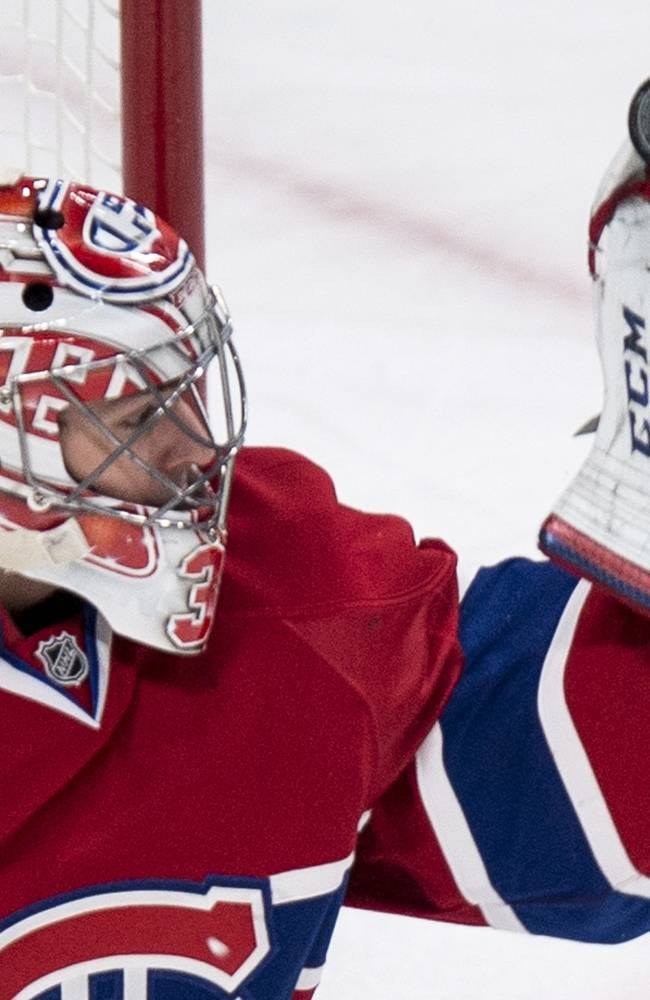 Price gets 3rd shoutout, Canadiens beat Hurricanes