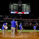 Giants win protest, rain-shortened game to resume (Yahoo Sports)