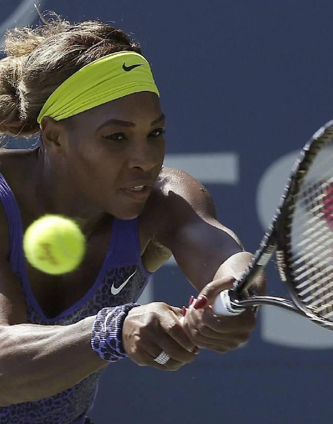 Serena Williams tops Petkovic in Stanford semis