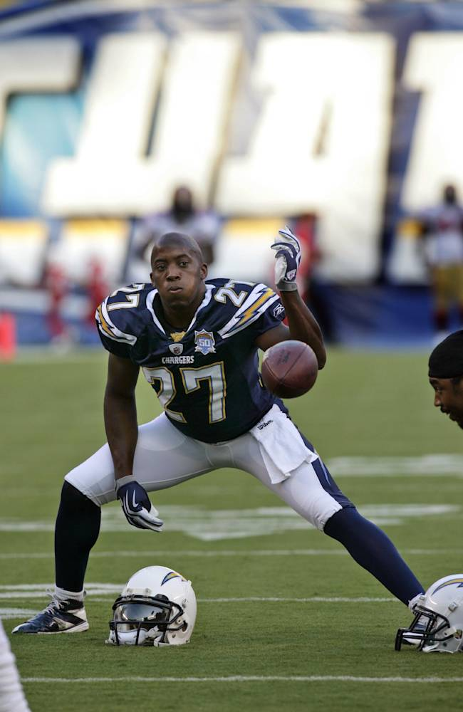 Ex-NFL player Paul Oliver commits suicide in Ga