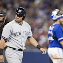 Dickey gets win as Blue Jays blank Yankees 4-0 The Associated Press