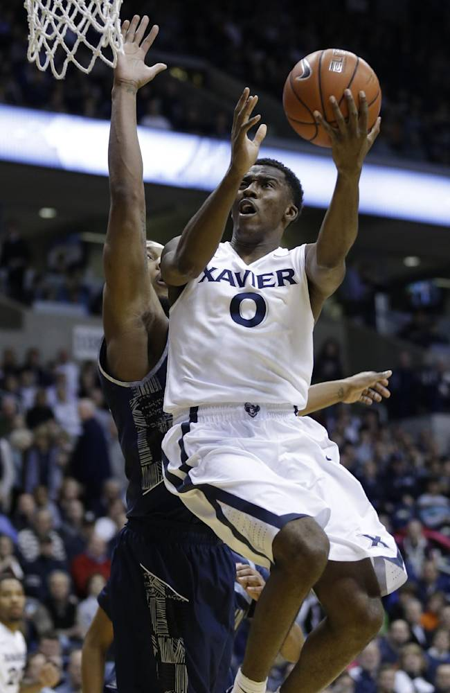 Xavier rallies to beat Georgetown 80-67
