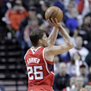 Blazers rout Hawks 102-78; Korver's streak ends The Associated Press