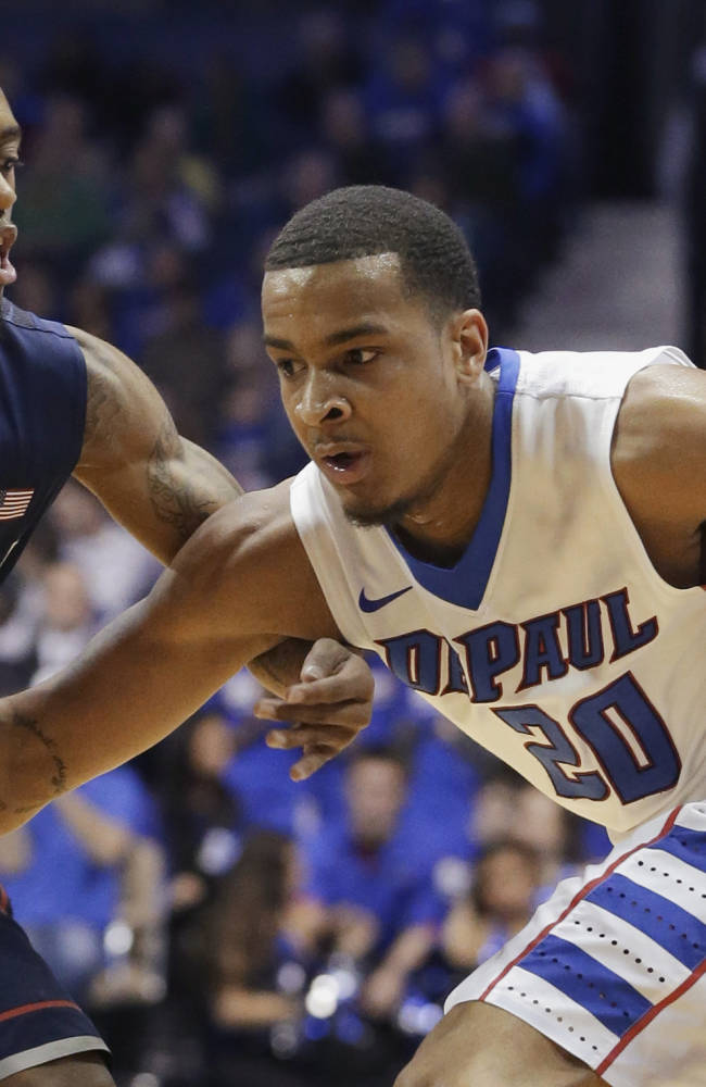 DePaul still looking for breakthrough