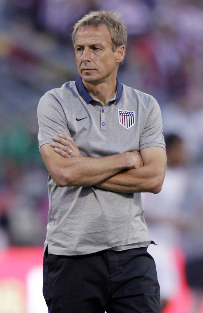 US team prepares for final qualifying matches