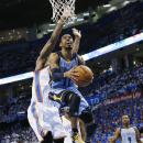 Grizzlies' Conley wins NBA's sportsmanship award (Yahoo Sports)