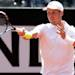 Top-ranked Djokovic beaten by Berdych in Rome