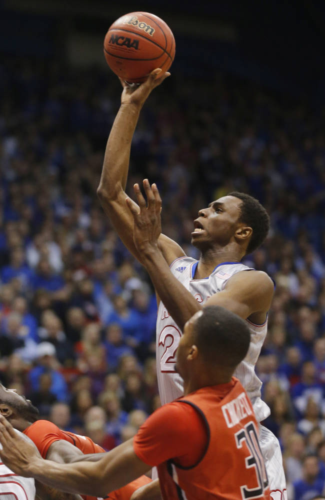 Wiggins not wavering in decision to leave for NBA