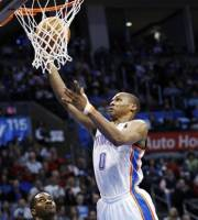 James Harden, KEVIN DURANT help Thunder trounce Jazz