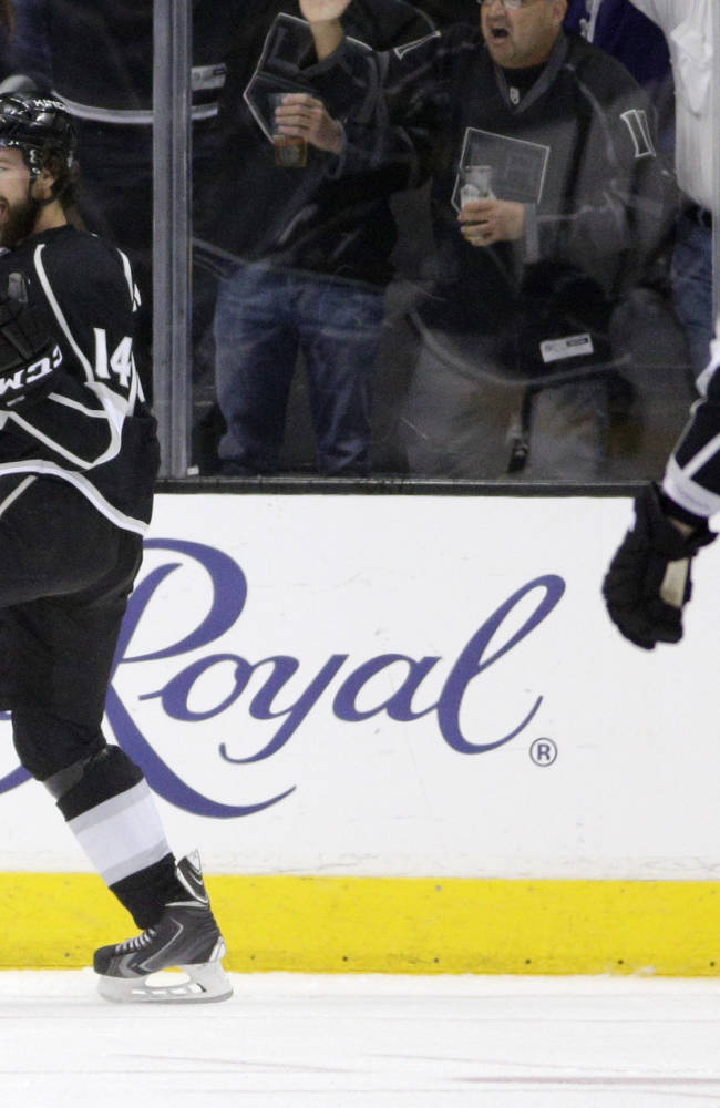 Crown them: Gutsy LA Kings win Stanley Cup again