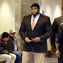 Cowboys' Brent reinstated, suspended for 10 games (Yahoo Sports)