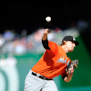 Miami Marlins v Washington Nationals Getty Images