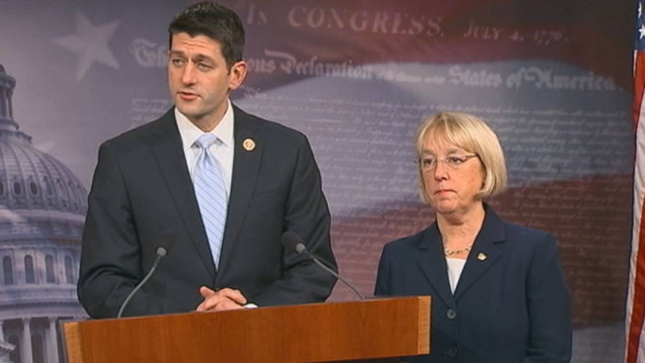 Congressional Leaders Reach Bipartisan Budget Agreement