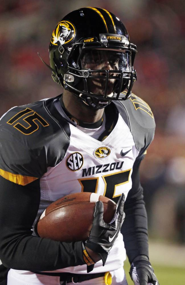 Missouri dismisses WR Green-Beckham from team