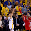 Houston Rockets v Golden State Warriors - Game Two Getty Images