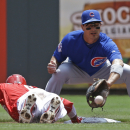Cubs call up 2B Alcantara while Barney's gone The Associated Press