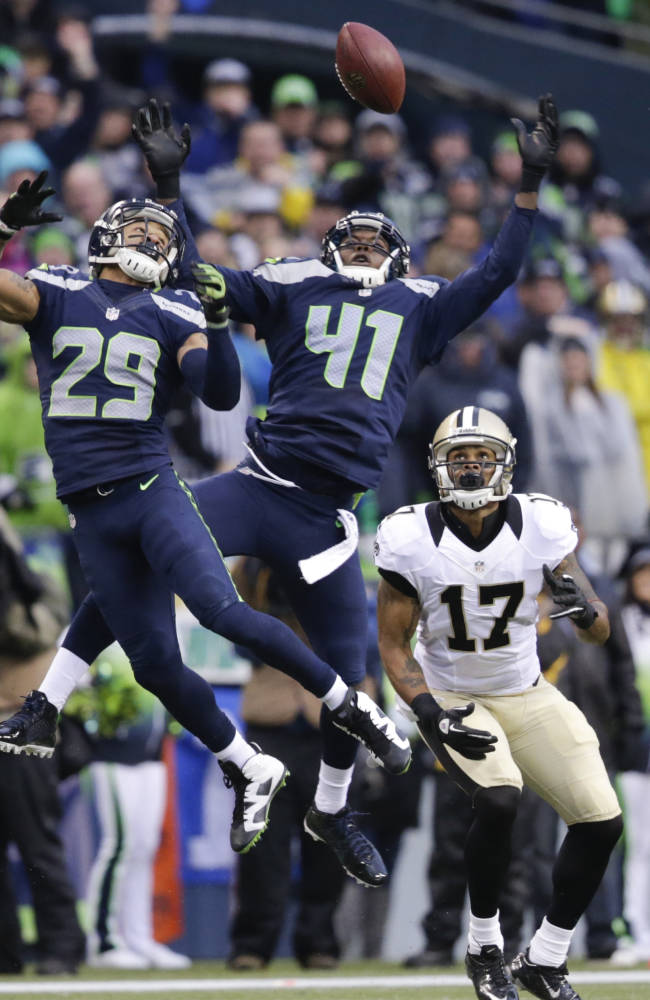 Seahawks not surprised to see 49ers again