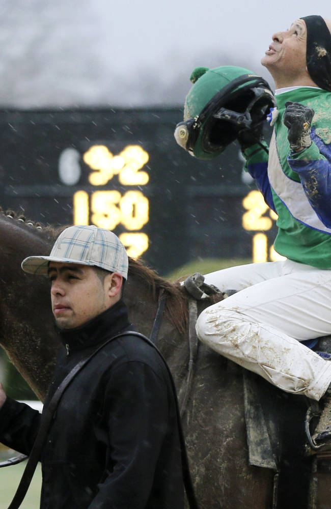 Derby Top 10: Upstart No. 3 despite DQ in Fountain of Youth