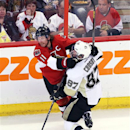 Senators' Alfredsson clarifies comments made after Game 4 photo
