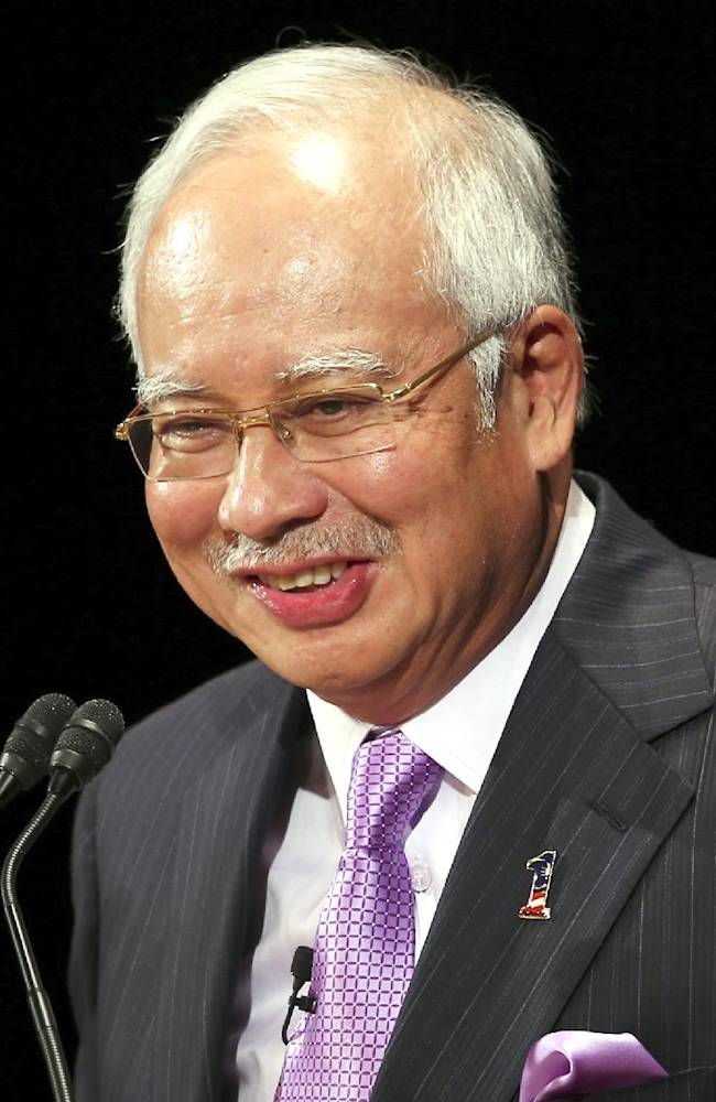 Malaysia PM chides lawmaker for saluting Hitler