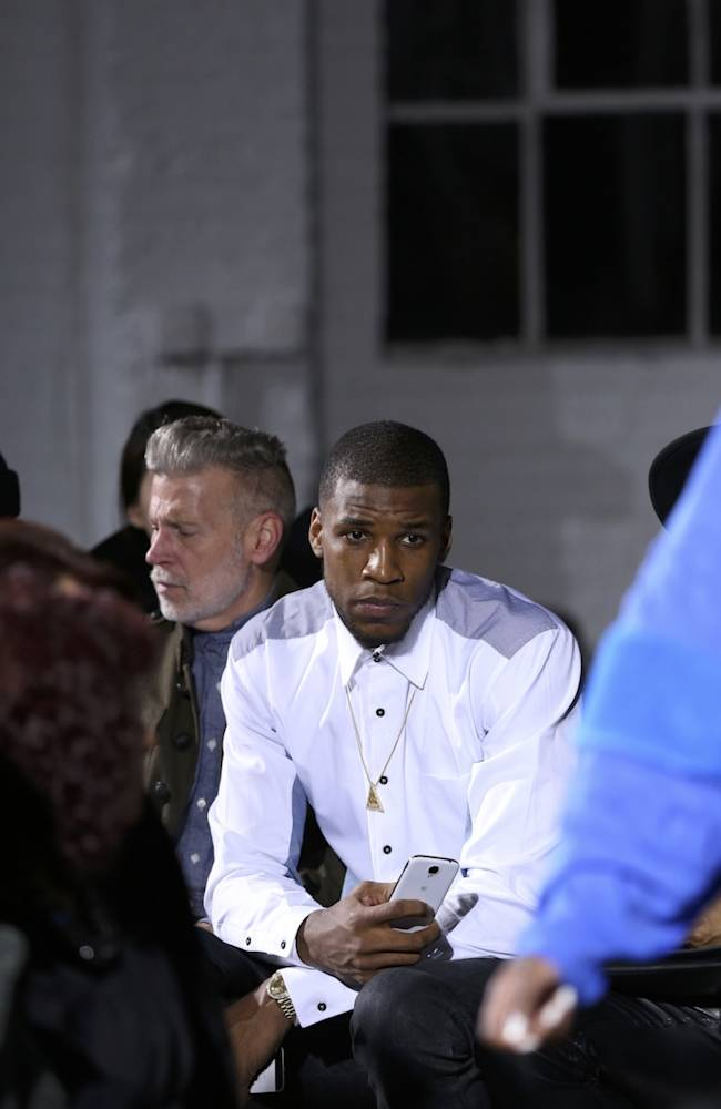 Kye - Front Row - Mercedes-Benz Fashion Week Fall 2014