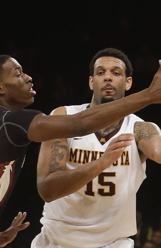 Minnesota beats Florida State 67-64 in OT at NIT