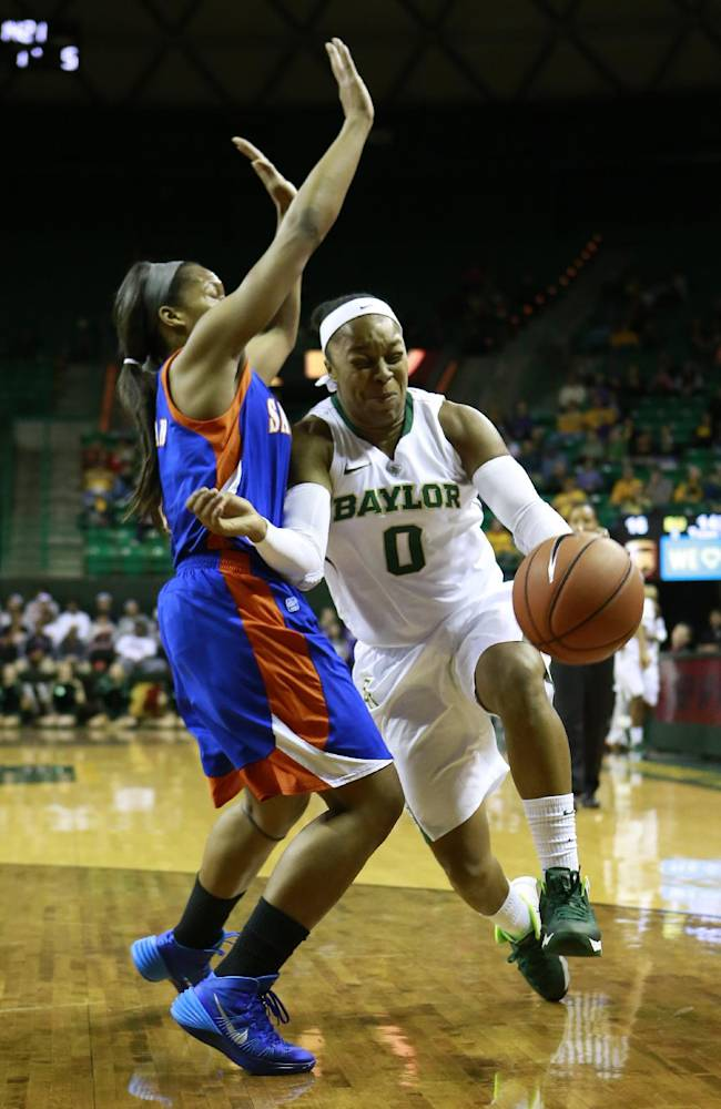 Savannah State women lose 99-31 at No. 9 Baylor