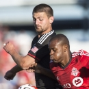 DeLeon, Kitchen score in DC United's win The Associated Press