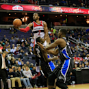 Ariza, Wall lead Wizards past Magic 98-80 The Associated Press