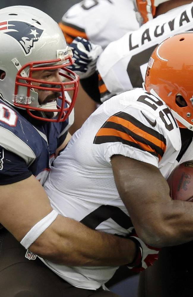5 things to know after Patriots beat Browns 27-26