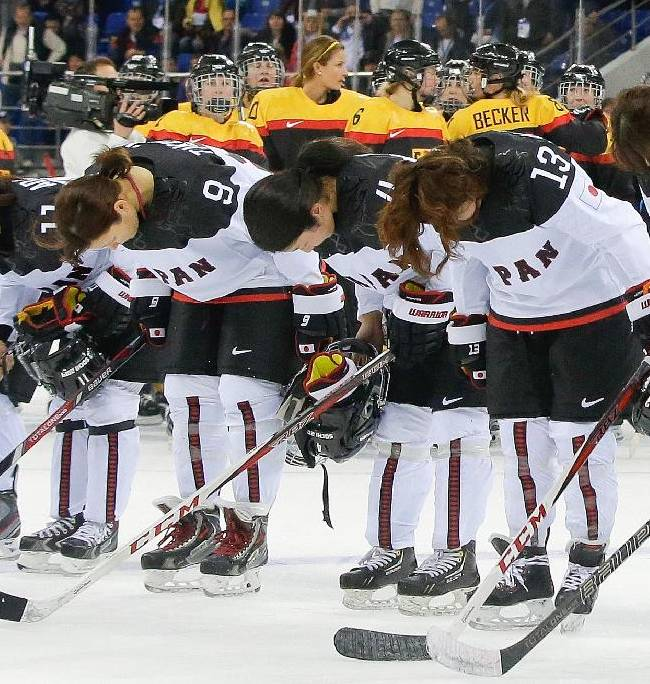 IIHF: Dropping women's hockey 'will never happen'