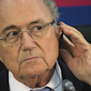 Blatter joins FIFA election race without naming nominees (The Associated Press)