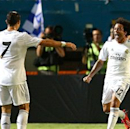 Real Madrid 3-1 Chelsea: Mourinho's Madrid reunion falls flat as Ronaldo clinches cup for los Blancos