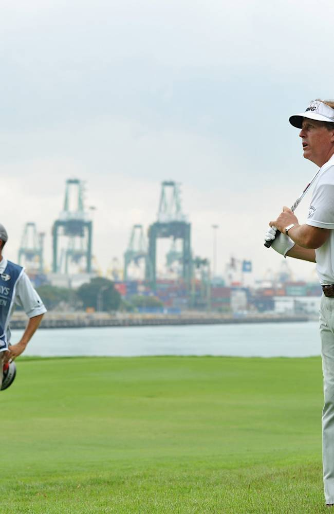 Barclays Singapore Open - Day Two